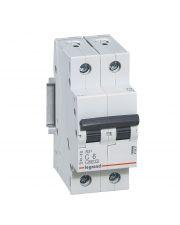 Автоматичний вимикач RX3 6А 2п C 4,5 кА Legrand Легранд автомат