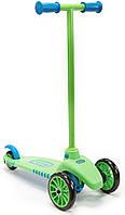 Детский трехколесный самокат Little Tikes 640117 с поворотными колесами