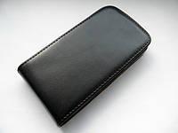 Качественный чехол-пенал на Ваш samsung i9000 раскладной чёрный