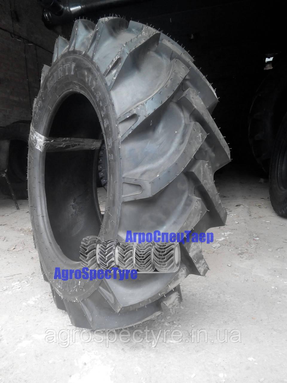 Шина 12.4-24 для трактора Malhotra MRT 329 нс8
