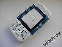 Корпус для Nokia 5200 синий class AAA
