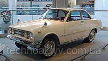 1966 Isuzu Bellett 1600 GT (PR90)
