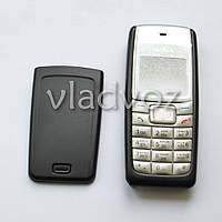 Корпус для Nokia 1110, 1110i, 1112 чёрный с клавиатурой class AAA