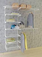 Гардеробная система. Система хранения (консоль, стеллаж) 1500-20-010. ТМ Кольчуга (Kolchuga)