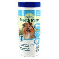 8in1 Excel Breath Mints for Dogs - таблетки для освежения дыхания у собак 200шт