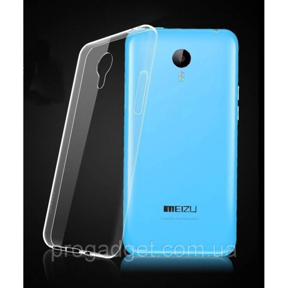 Защитный бампер из силикона для Meizu m2 Note