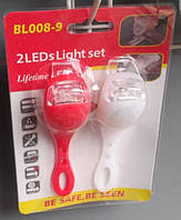 Габаритные огни для велосипеда BL-008-9