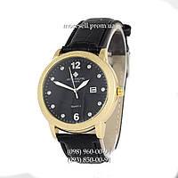 Часы Patek Philippe quartz 8610-1 Black-Gold-Black