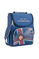 Красивый каркасный рюкзак H-11 Cambridge blue
