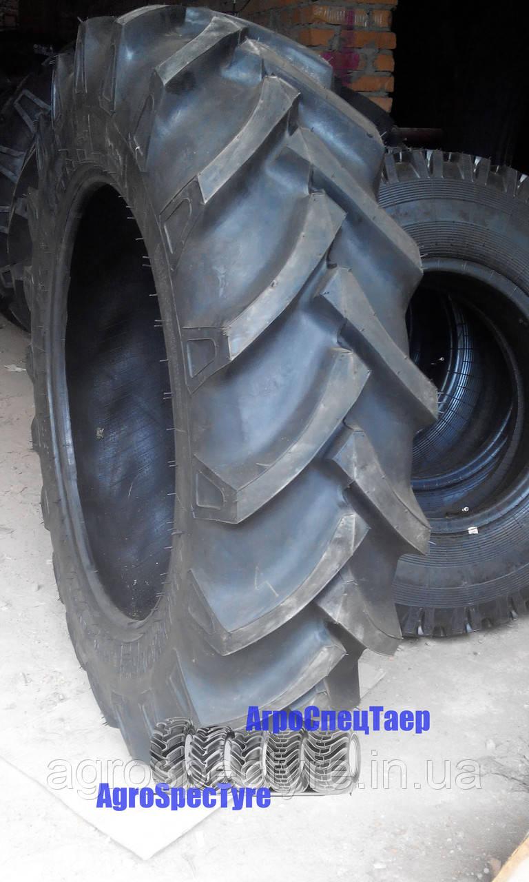 Шина 12.4-28 на трактор Malhotra MRT 329 нс8