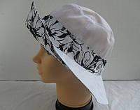 Летняя шляпа-панама Софи в расцветках