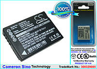 Аккумулятор PANASONIC Lumix DMC-ZX1 (890mAh ) CameronSino