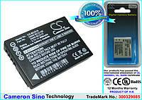 Аккумулятор PANASONIC Lumix DMC-ZX1R (890mAh ) CameronSino
