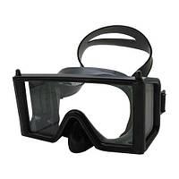 Подводная маска для плавания AquaLung Wraparound II Аквалунг врапараунд 2