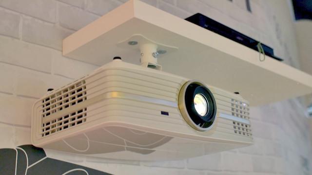 Optoma UHD61 4K UHD HDR проектор для домашнего кинотеатра