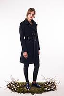 Женское Пальто Тур-7 Черный