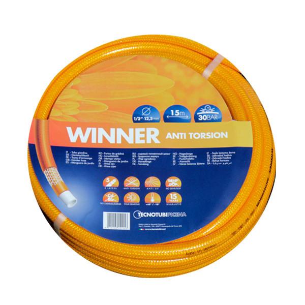 Шланг пищевой TecnoTubi Winner 1/2'15м. (WN-1/2-15)