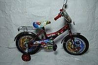 Детский велосипед Mustang Angry Birds 12 дюймов