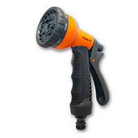 Пистолет для полива orange 8 режимов (PS-7202)