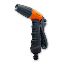 Пистолет для полива прямой orange (PS-7208)