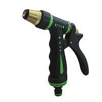 Пистолет для полива регулируемый металлический (PS-7205)