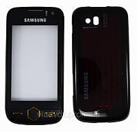Корпус для телефона Samsung S8000 Jet Black черный