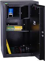 Сейф офисный FEROCON БС-63К.Т1.П1.9005 , фото 1