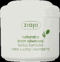 Натуральный оливковый крем Ziaja 200 мл