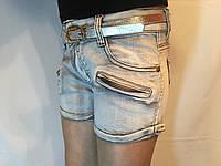 Шорты для девочек подростков от 8 до 16 лет (128-158см.) Фирма-Xu Wear. Польша