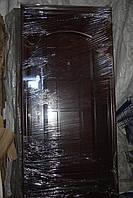 Новые входные двери с дефектом