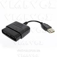 Адаптер, переходник usb на ps2, переходник контроллеров PlayStation 2 и 1 на USB