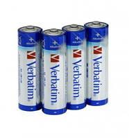 Елемент живлення (батарейка) Verbatim LR6 (AA)