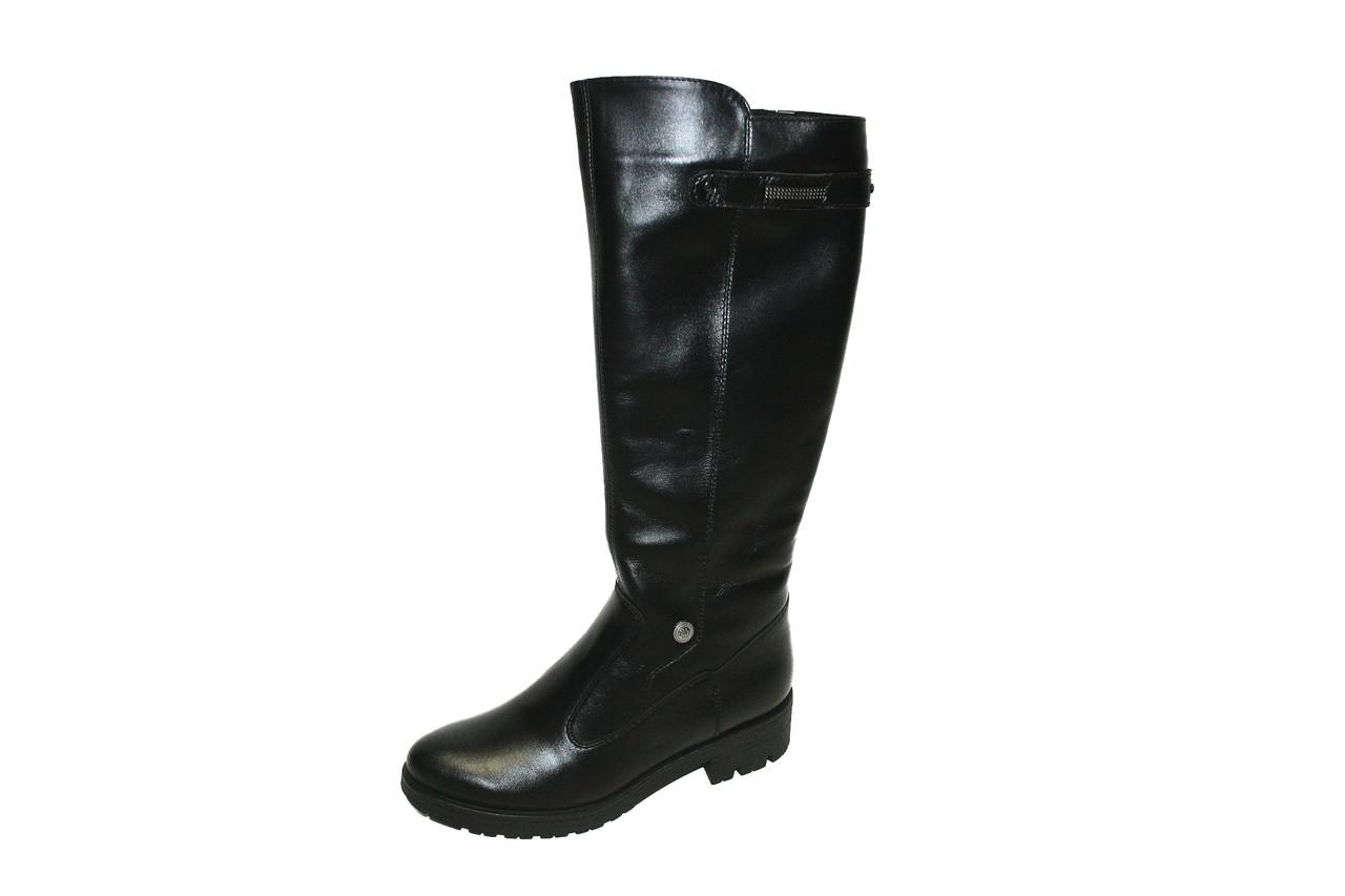 Сапоги еврозима. / women's boots 1580/чх