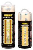Салфетка замшивая Abro 43*32 см