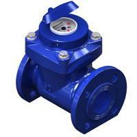 Турбинный счетчик холодной воды WPK-100