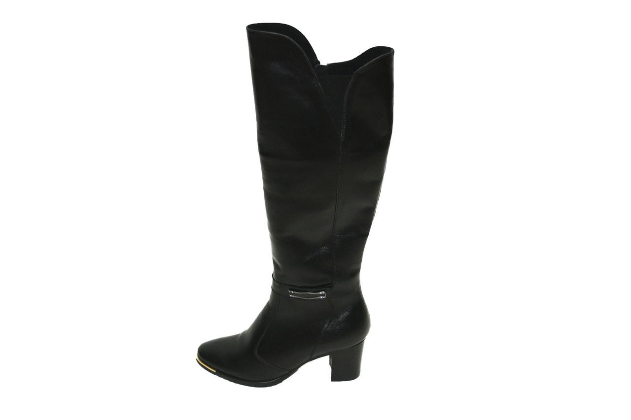 Сапоги еврозима женские, натуральная кожа. / women's boots 1568