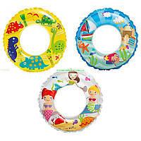 Детский надувной круг для плавания Intex 59242