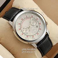 Часы Patek Philippe Geneve Silver-White
