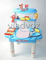 Детский игровой стол набор врач доктор больница Little Doctor`s