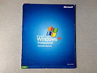 Операционная система Microsoft Windows XP Pro, Rus, SP2, BOX