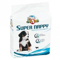 Пеленки для собак CaniAMici SUPER NAPPY 60х60см, 50шт.