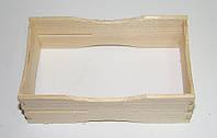 Рамка мини для сотового меда 68х115х37 мм сосна (4 планки)
