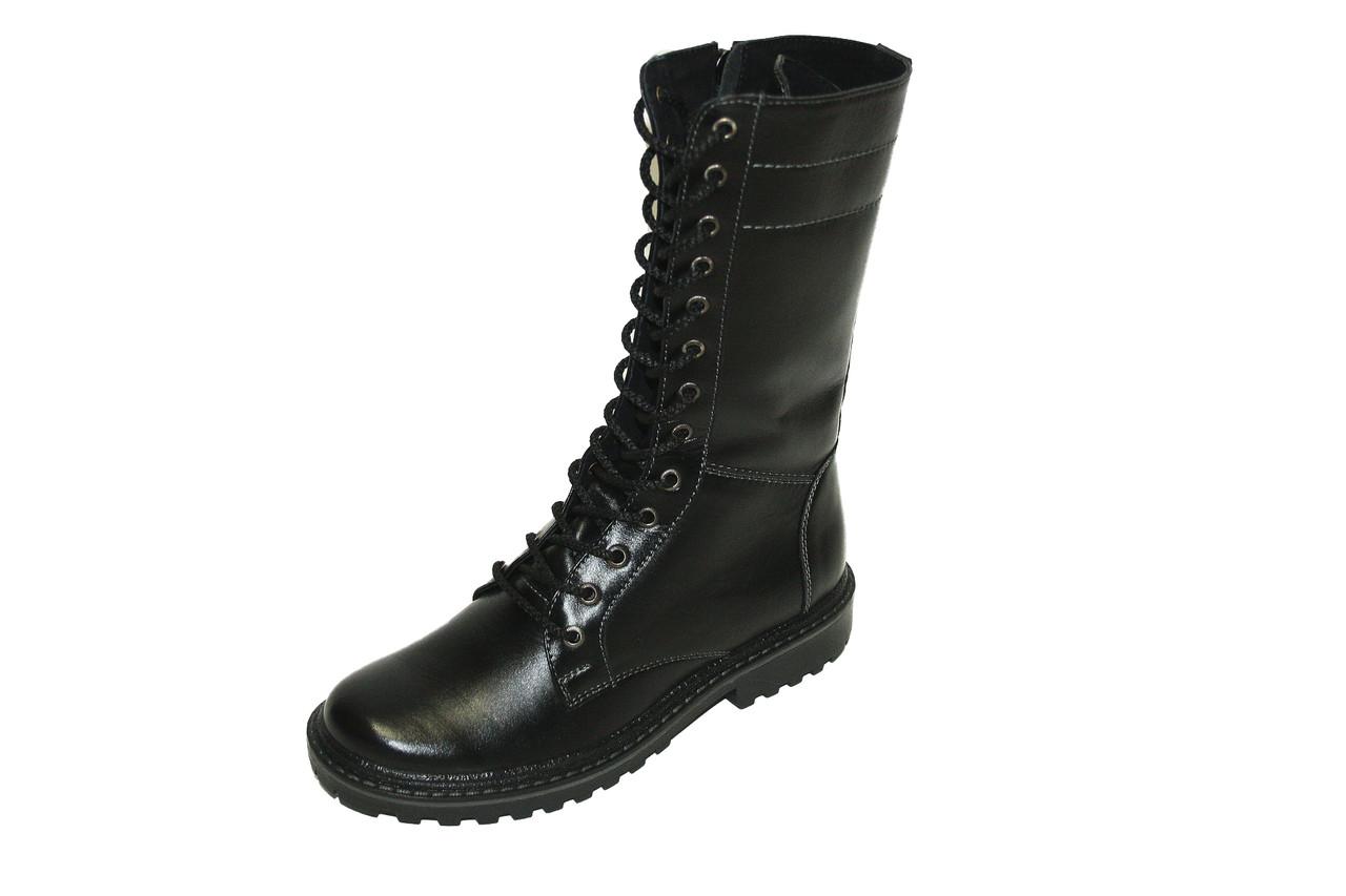 Женские полусапоги зимние. / women's boots 1528