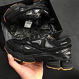 Кроссовки Adidas Raf Simons Ozweego 2 Bunny – Black. Топ качество. Живое фото (Реплика ААА+), фото 2