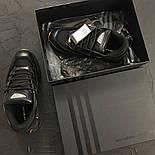 Кроссовки Adidas Raf Simons Ozweego 2 Bunny – Black. Топ качество. Живое фото (Реплика ААА+), фото 4