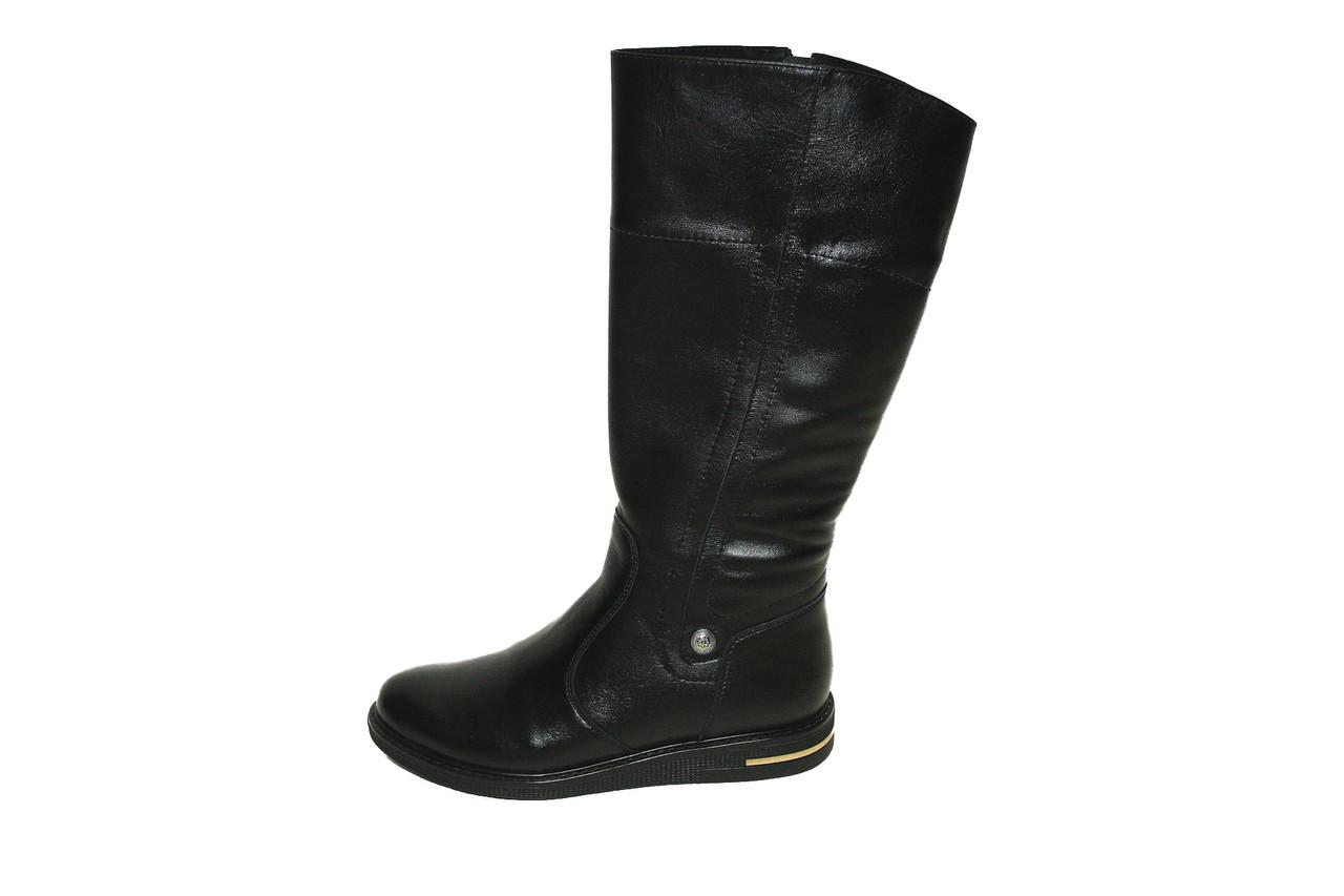 Сапоги еврозима, кожа. / women's boots 1560 чх
