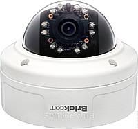 Купольная IP-камера Brickcom VD-501Af, 5 Mpix