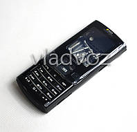 Корпус d780 samsung чёрный + клавиатура 2A