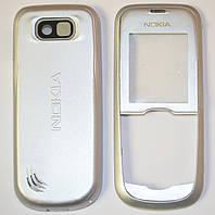 Корпус для Nokia 2600c серый без средней части не дорогой