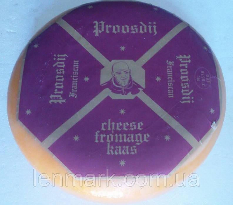 Сыр «Proosdij Franciscan» Cheese fromage kaasМонашеский Францискинский сыр